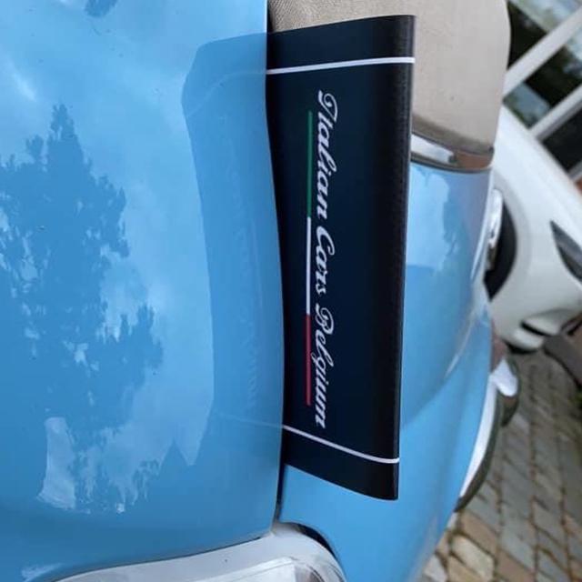 Italian Cars Belgium - Custom Group